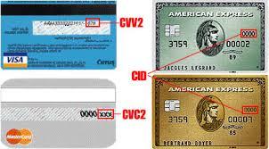 numéro cvv carte bancaire Qu'est ce que le numéro de vérification de carte (CVV ou CID