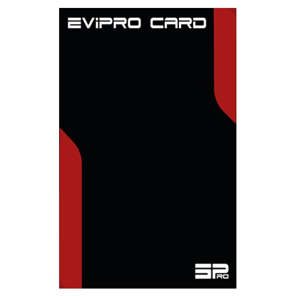 Coffre fort électronique EviPro Card NFC
