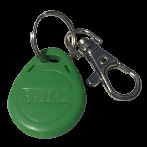 coffre-fort électronique EviTag NFC Vert 298px