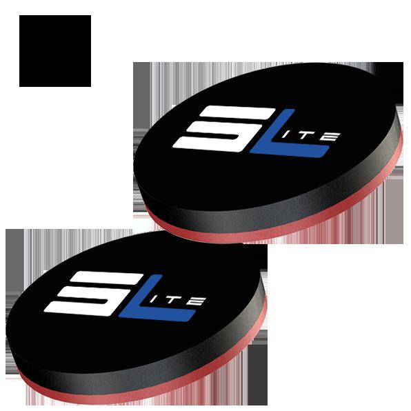 Coffre fort électronique EviLite Pins NFC Duo Sticker