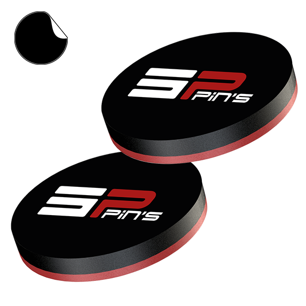 Coffre fort électronique EviPro Pins NFC Duo Sticker